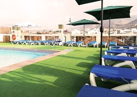 Schwimmbad ELE Andarax Hotel
