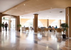 Empfangshalle ELE Andarax Hotel